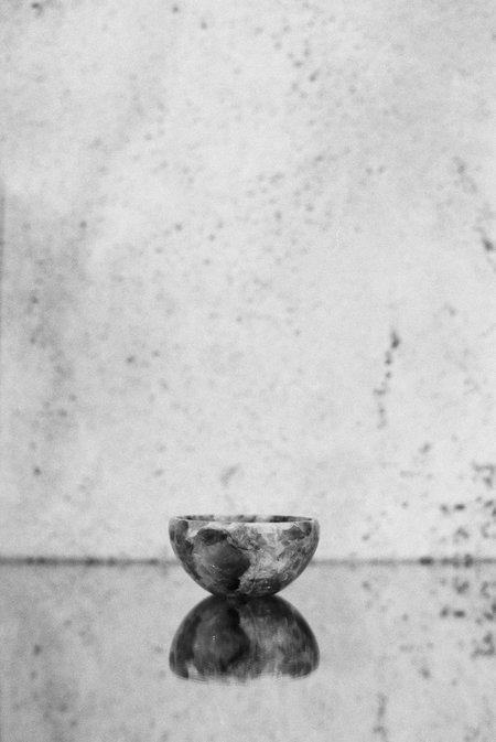Fourth St Medium Bowl - Amethyst