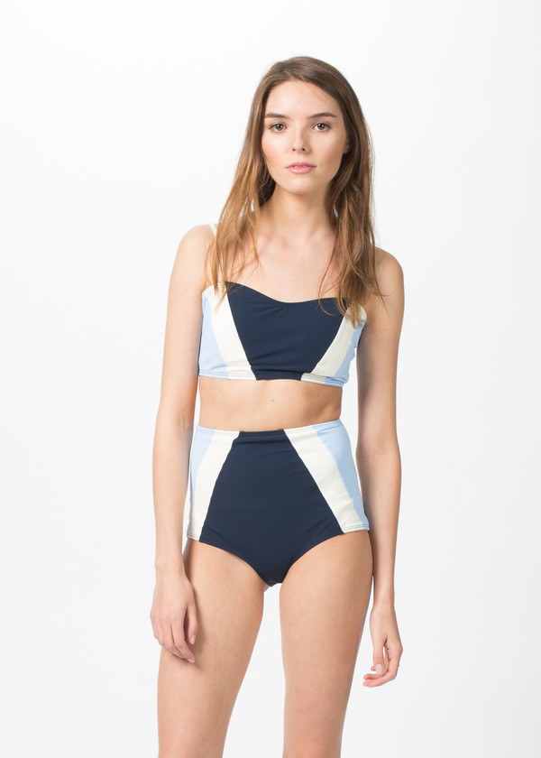 Flagpole Swim Perry Bikini Top
