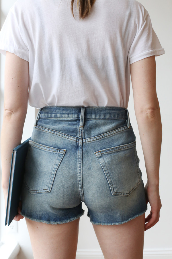 FRAME Denim Le Original Short