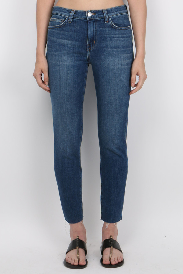 L'agence Marcelle French Slim Fit