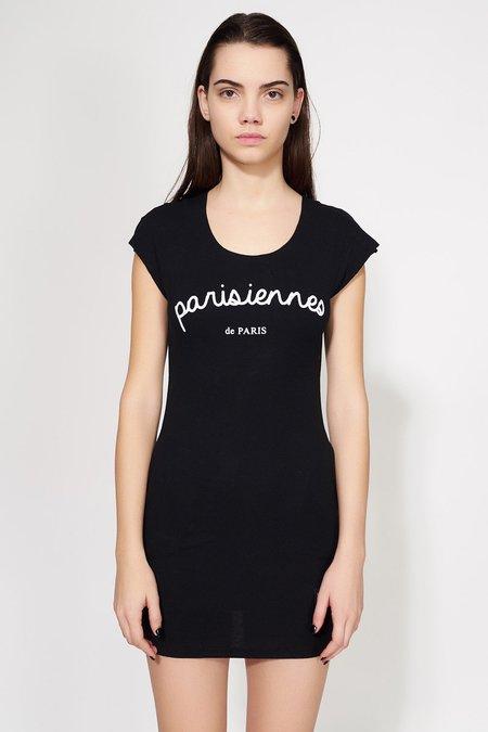 SIXTH JUNE PARISIENNE DRESS - BLACK