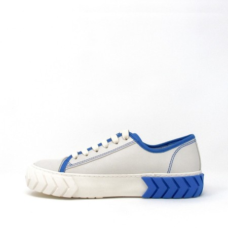 Both Trainers - White