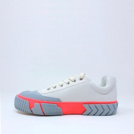 Both Broken-C sneakers - White