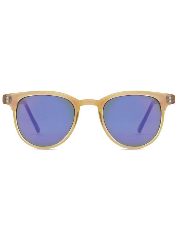 Komono Francis Sunglasses Pearl