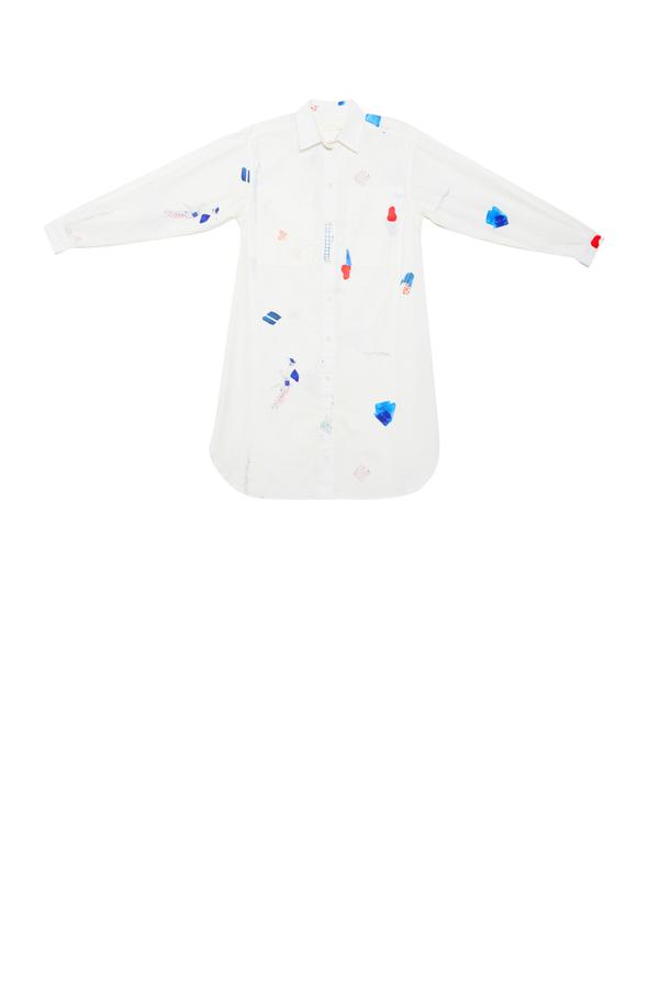 Carleen Freestyle Shirtdress