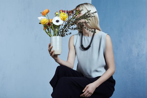 YYY x The Stowe Necklace—Onyx