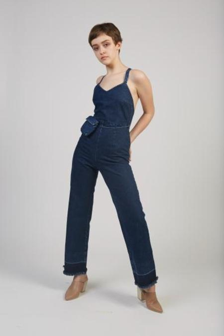 Paloma Wool Bahia jumpsuit - denim