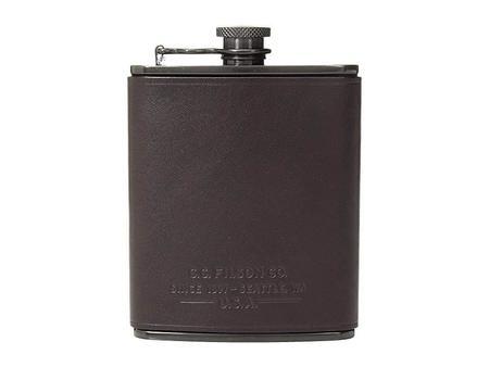 Filson Trusty Flask - Dark Cedar