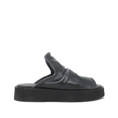 Puro Secret No Mistake Sandals - Black