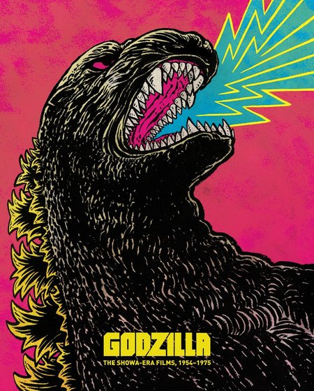 "Criterion ""Godzilla: The Showa-Era Films (1954-1975)"" Blu Ray"