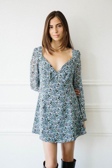 BETWEEN TEN Kane Dress - Floral