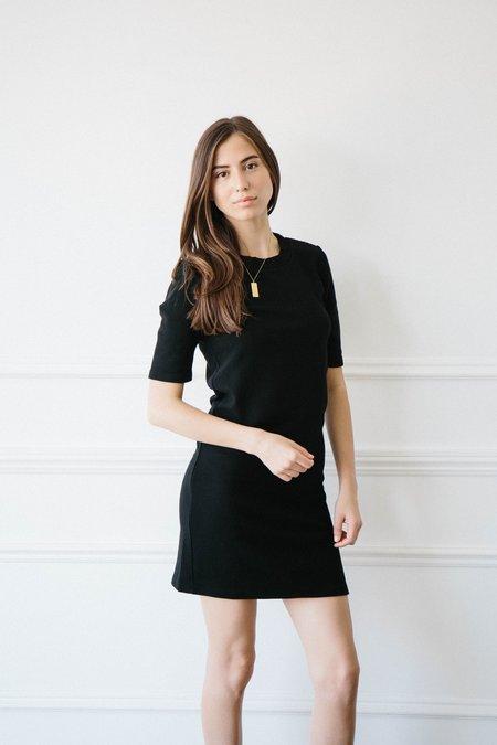 BETWEEN TEN Kiowa Knit Dress - Black