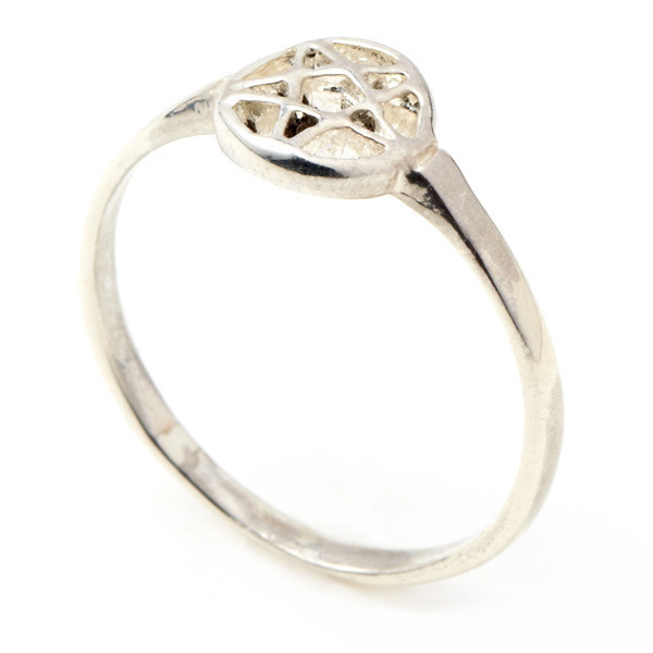 Species by the Thousands Pentagram ring
