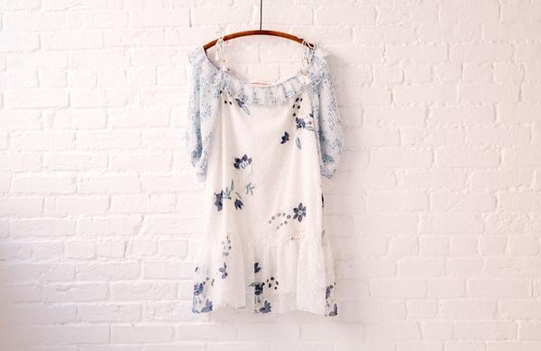 see by chloe posy dress
