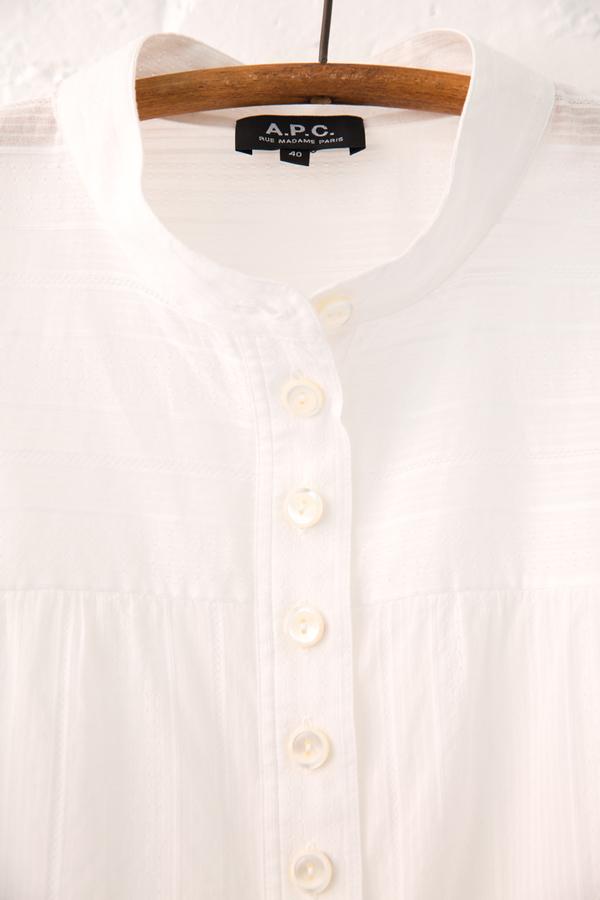 a.p.c. 60 blouse