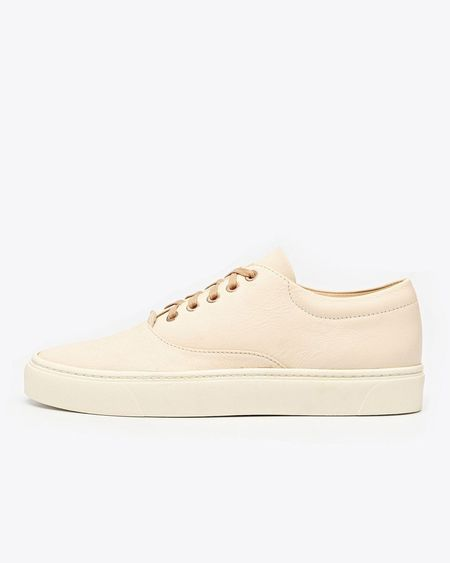 Nisolo Elayna Sneaker - Bone