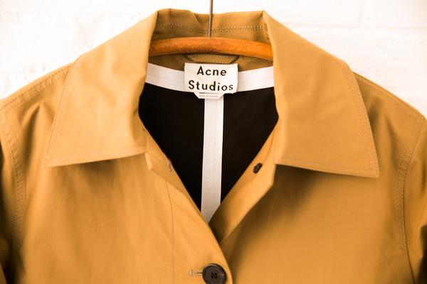 acne studios vallina mac
