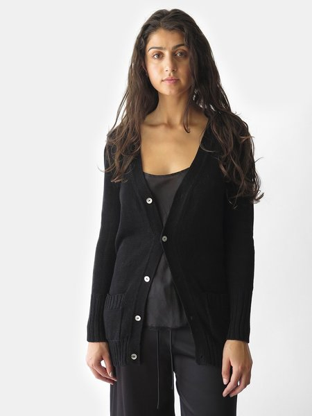 Erica Tanov Signature Long Belted Cardigan