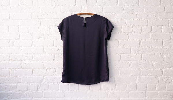 allude navy shirt