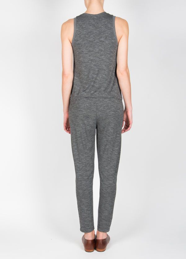 Dolan - Jumpsuit in Stone