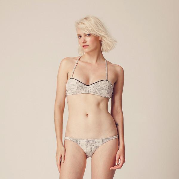 Made By Dawn Seashell Bikini Bottom