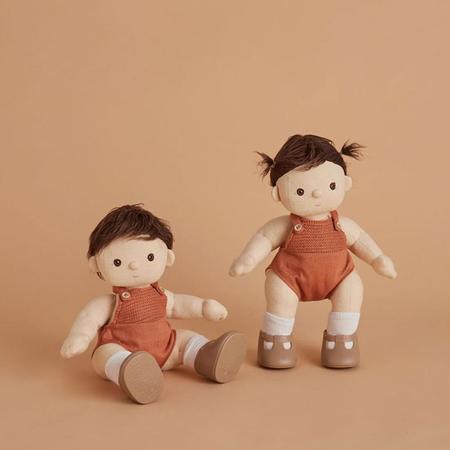 kids Olli Ella Dinkum Peanut Dolls