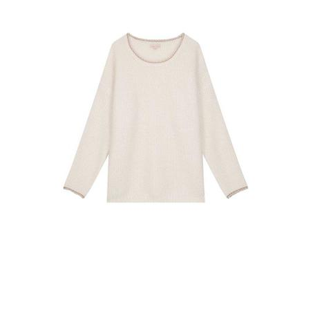 Louise Misha Pull Tinghir Sweater - Ecru