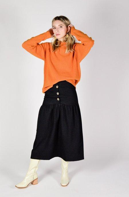 Rita Row Solveig Sweater - Orange