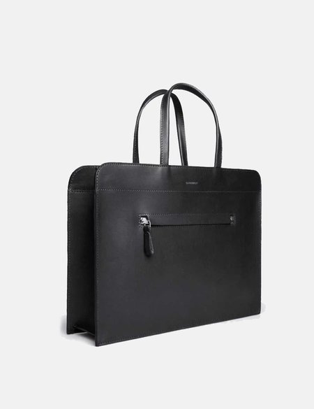 Sandqvist Stina Briefcase - Black