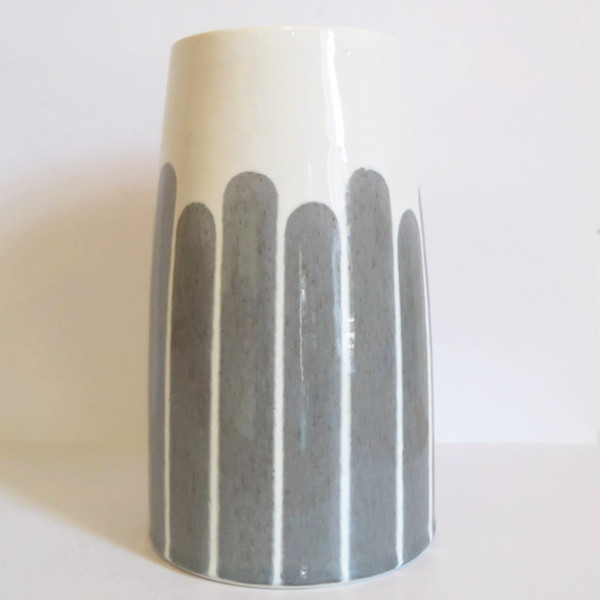 Dahlhaus Large Striped Vase