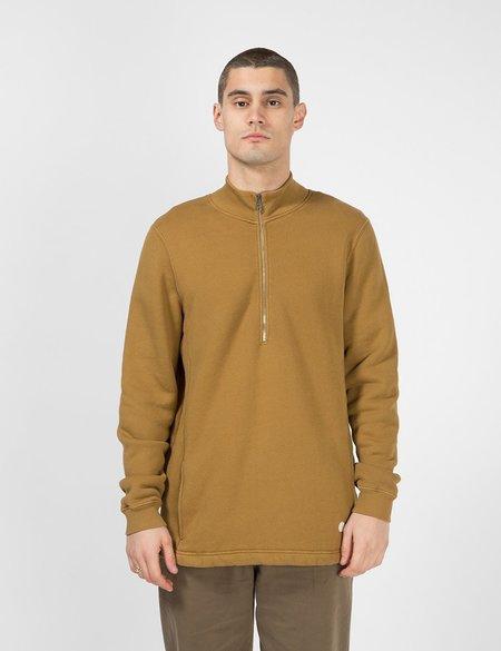 Folk Clothing Everyday Funnel Sweatshirt - Dark Fawn