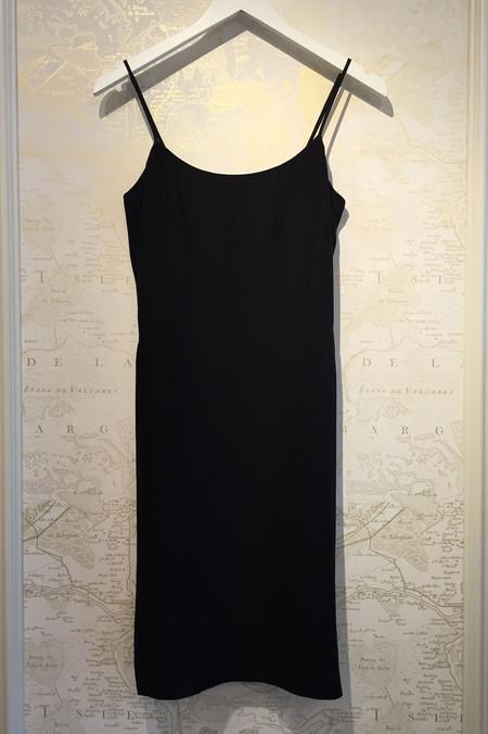 Jenni Kayne Double bow tie silk back dress