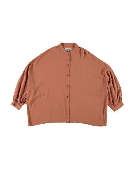 Rita Row Mao Shirt