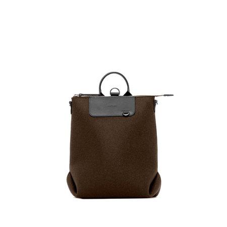 Graf Lantz Bedford Backpack Mini Felt - Tobacco
