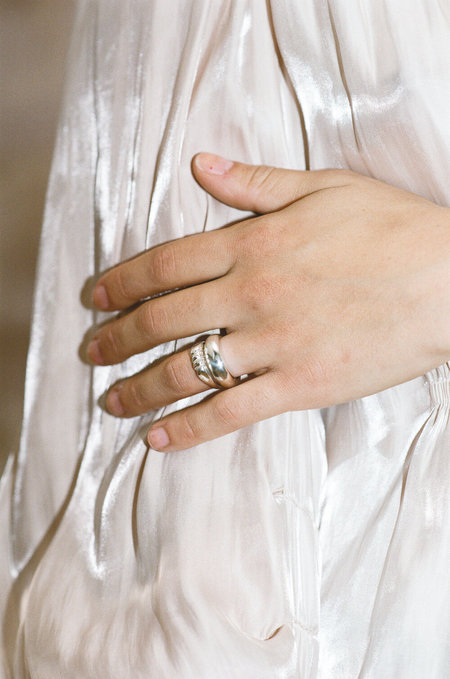 Eleventh House Selina Ring - Sterling Silver