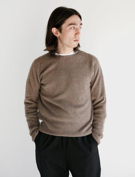 Neighbour Merino Cashmere Sweater - Oatmeal