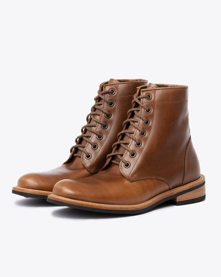 Nisolo Amalia All Weather Boot - Brown