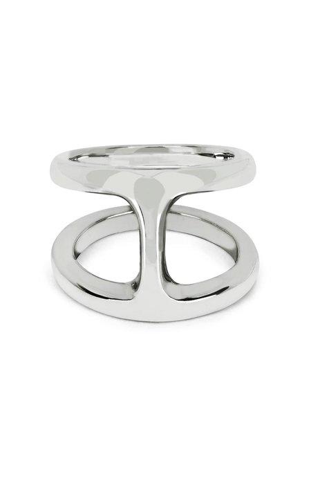 Hoorsenbuhs Dame Phantom Ring - Sterling Silver