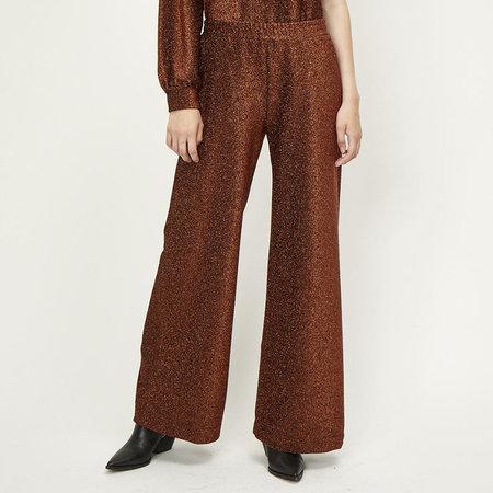 Just Female Feye Trousers - Copper