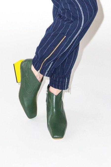 Kurt Lyle Gina Ankle Boot - Hunter/Moss