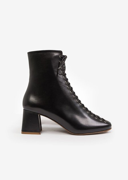BY FAR Becca Boots - Black