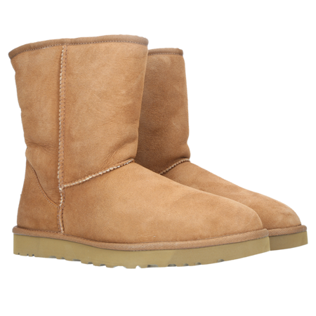 Uggs Classic Short Boots - Chestnut
