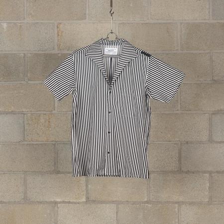 PEEL & LIFT Italian Collar Shirt - White