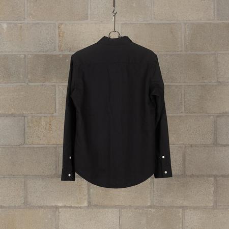PEEL & LIFT Pinned Collar Shirt - Black