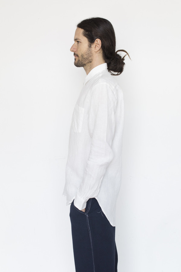 Our Legacy Linen First Shirt