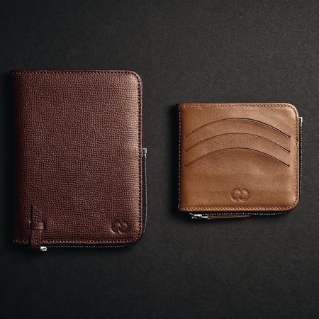Classic & Courtois Travel Wallet