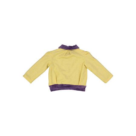 Kids Petit Mioche Organic Reversible Virgin Wool Jacket - Have A Voice