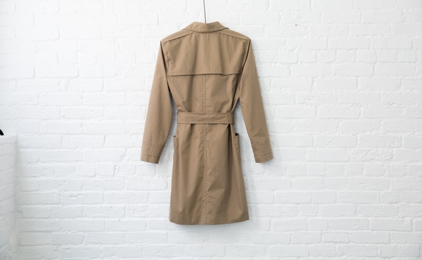 a.p.c. saint-germain trench coat
