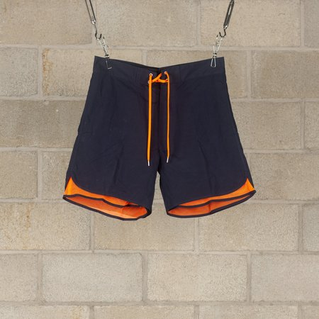 Meanswhile Equipment Board Shorts - Navy