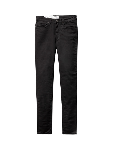 Acne Studios Pin Black Jeans